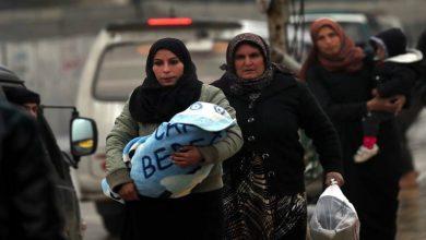 """Photo of """"نيويورك تايمز"""" تتجول في سوريا الخالية من الرجال"""