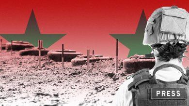 """Photo of يسيرون في حقل مليء بألغام """"الخطوط الحمراء""""… كيف يعمل الصحافيون داخل سوريا؟/ طارق علي"""