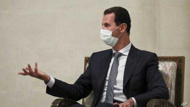 صورة نقاشات ومقالات مختارة حول بشار الأسد
