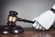 """صورة """"قضاة آليون"""" في المحاكم قريباً واكتشاف المذنبين بدقة تصل 99 في المئة"""